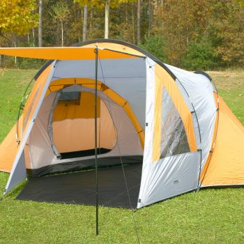 MONTIS HQ NEVADA DOME, 4P, Camping Zelt, 440x370, 6,8kg