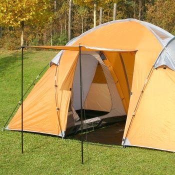 MONTIS HQ MEXICO, 4P, Camping Zelt, 375x220, 9,5kg