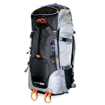 MONTIS LEMAN 45, Travel- Trekking u. Tourenrucksack, 45L, 1300g