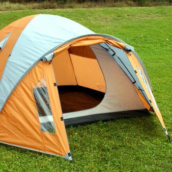 MONTIS HQ OHIO, 4P, Camping Zelt, 310x245, 5,2kg